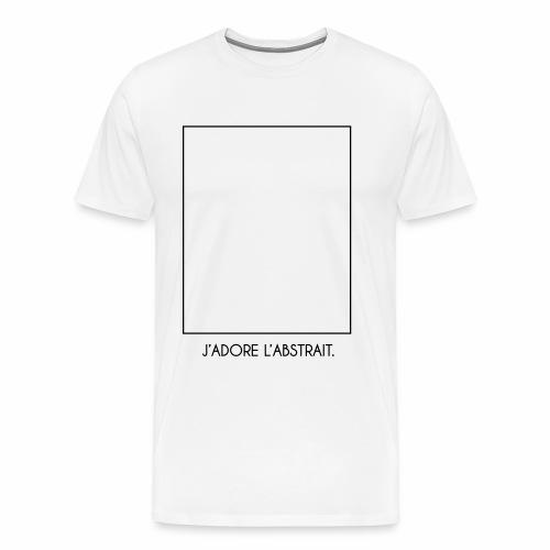 J'Adore L'Abstrait - T-shirt Premium Homme