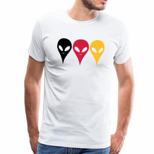 Deutschland Sport Trikot - Männer Premium T-Shirt