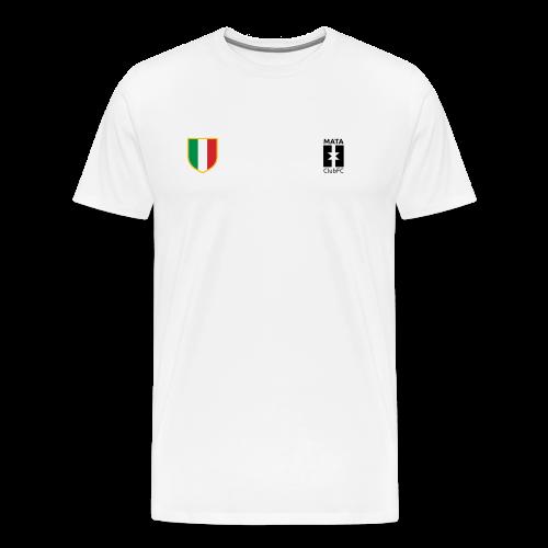 La Scudetto | Mata Club Football Culture - Maglietta Premium da uomo
