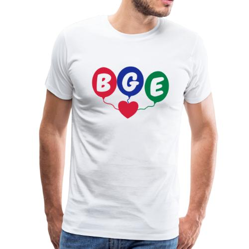 Luftballons - Männer Premium T-Shirt