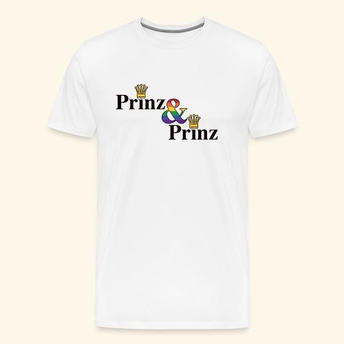 Prinz & Prinz 1 - Männer Premium T-Shirt