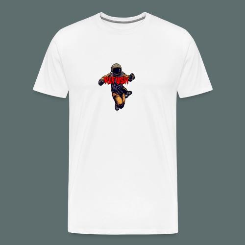 Insane Refush Hoodie - Mannen Premium T-shirt