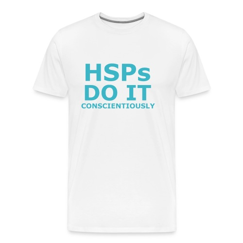 Do It hsPs women's t-shirt - Men's Premium T-Shirt