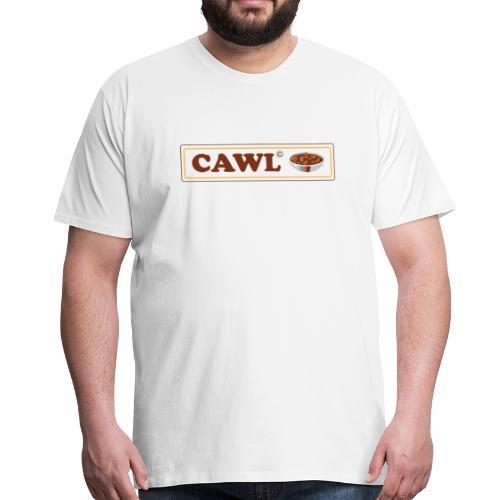 cawl - Men's Premium T-Shirt
