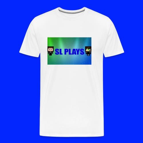 Sl plays t-skjorte for barn - Premium T-skjorte for menn