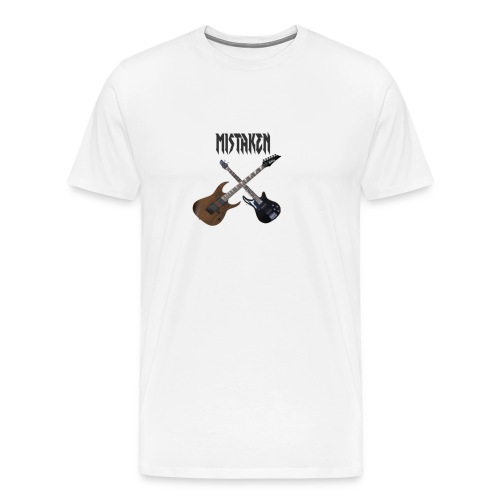 MISTAKEN bans - Men's Premium T-Shirt