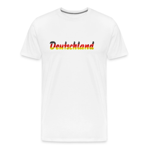 Deutschland Deutschland Deutschland Deutschland - Männer Premium T-Shirt