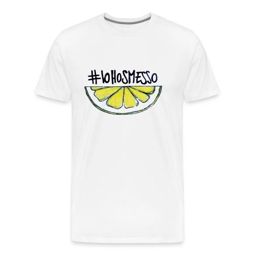 IoHoSmesso - Maglietta Premium da uomo