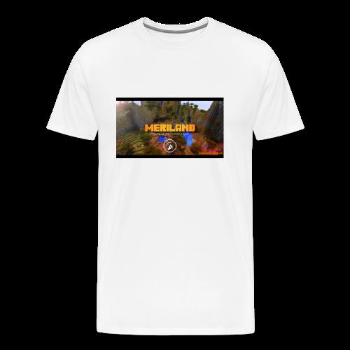 Taza Meriland con web - Camiseta premium hombre