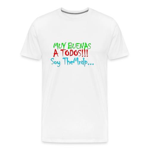 Camiseta oficial TheMrdp - Camiseta premium hombre
