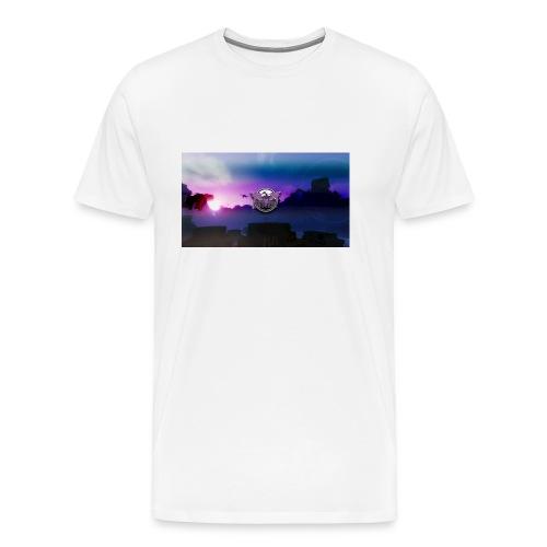 Kop - Herre premium T-shirt