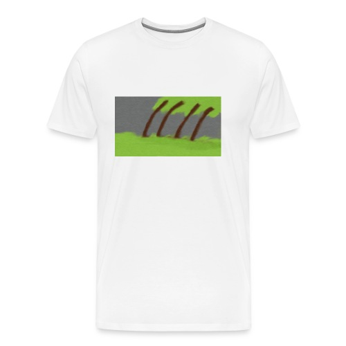 Storm in the Wind - Mannen Premium T-shirt