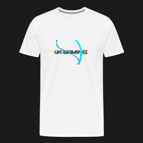 Women's T-Shirt with UA Gaming Design - Men's Premium T-Shirt