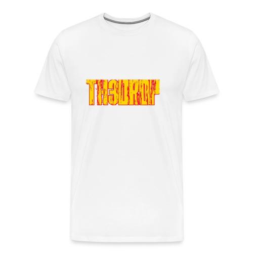 T-shirt th3 drop - Maglietta Premium da uomo