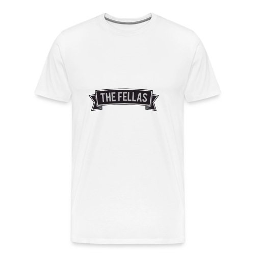 The Fellas T-Shirt - Mannen Premium T-shirt