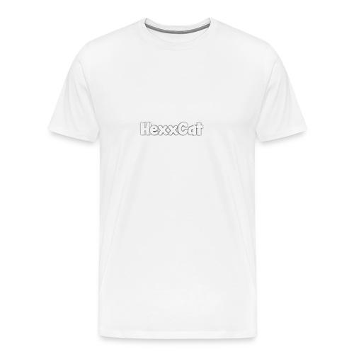 HexxCat Logo - Men's Premium T-Shirt