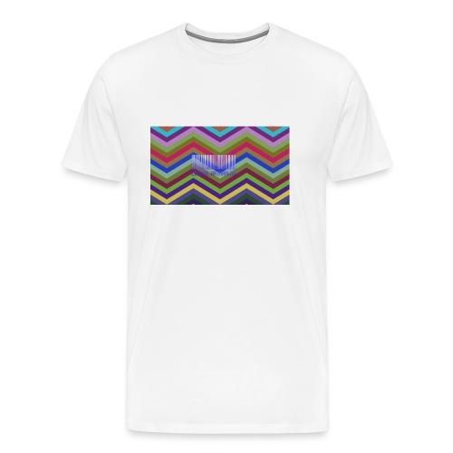 Lolger Batmanlon - Premium T-skjorte for menn