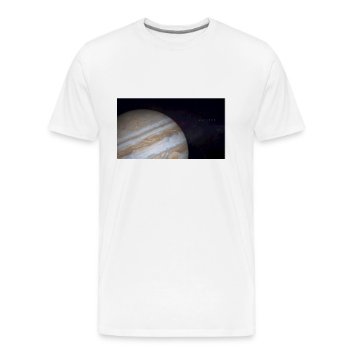 jupiter_wallpprs-com_ - Men's Premium T-Shirt