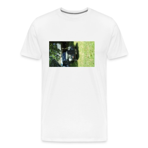 Car design - Men's Premium T-Shirt
