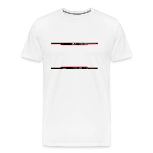 spillix design - Premium T-skjorte for menn