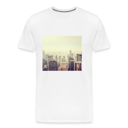 Beatiful City - Camiseta premium hombre