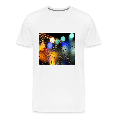 Abstract - Camiseta premium hombre