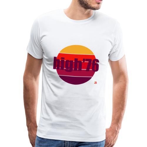 high76 sun - Männer Premium T-Shirt