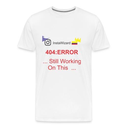 404 - Men's Premium T-Shirt