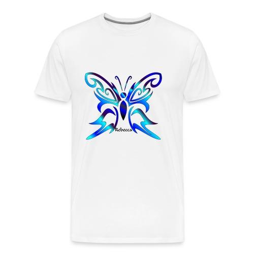 Rebecca Tribal - Männer Premium T-Shirt
