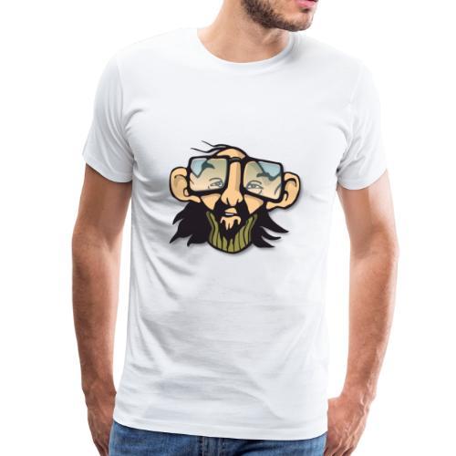 man hippie - Männer Premium T-Shirt