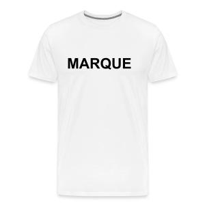 MARQUE - T-shirt Premium Homme
