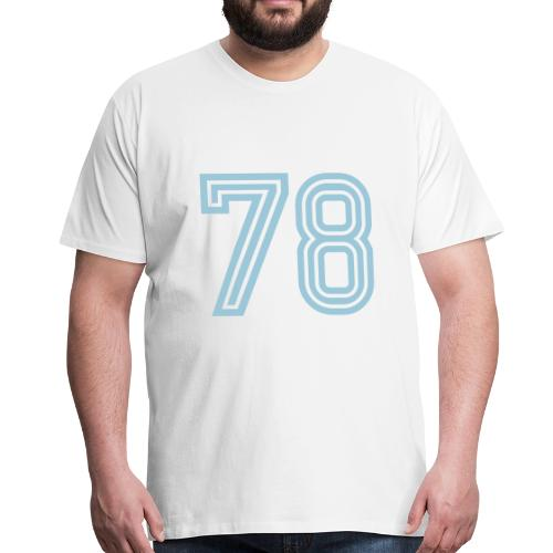 Football 78 - Men's Premium T-Shirt