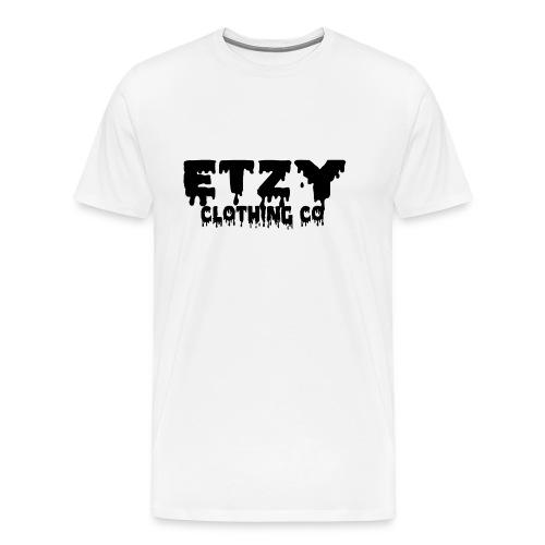 ETZY BASIC - T-shirt Premium Homme