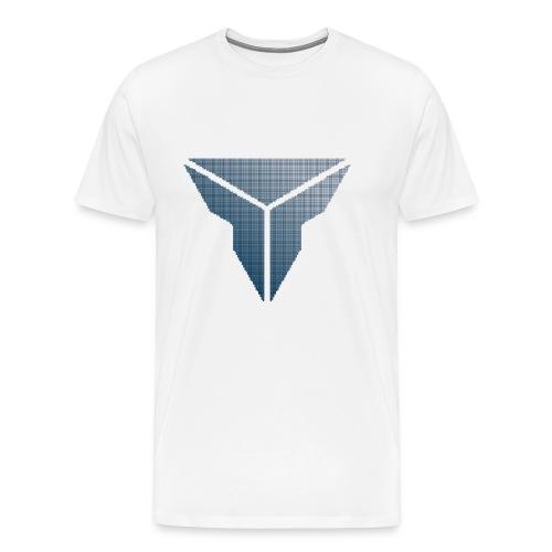 Pixels - Männer Premium T-Shirt