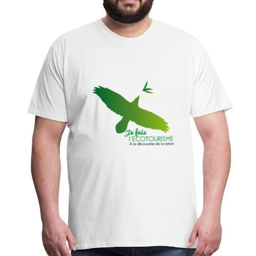 Écotourisme - T-shirt Premium Homme