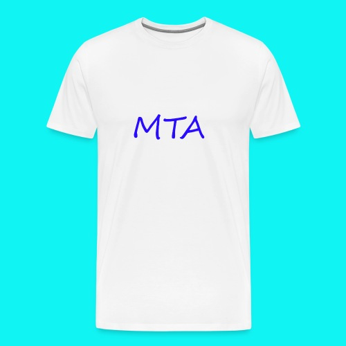 #MTA t-shirts - Herre premium T-shirt