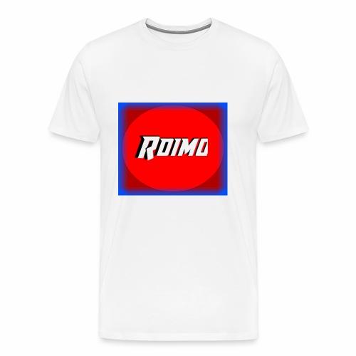 Loga 4 Extended Version - Premium-T-shirt herr