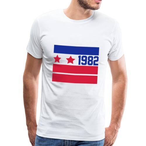 80Sy - Maglietta Premium da uomo