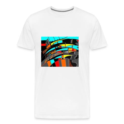 spacecity 18 - T-shirt Premium Homme