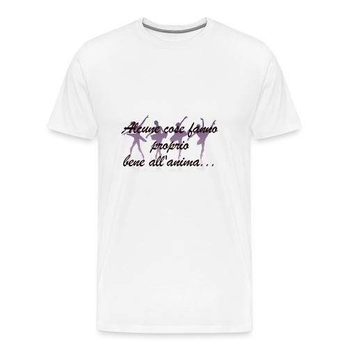 Danza Classica - Maglietta Premium da uomo