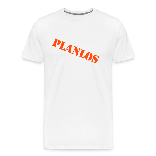 Planlos - Männer Premium T-Shirt