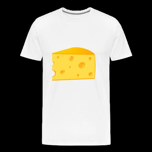Kaas - Mannen Premium T-shirt