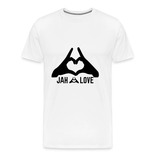 Jah Love - T-shirt Premium Homme