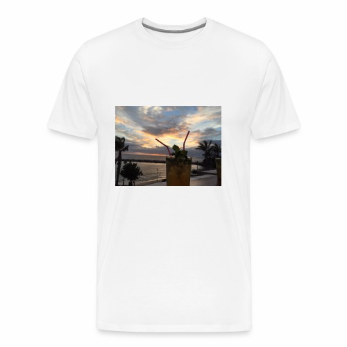 Tenerife - Männer Premium T-Shirt