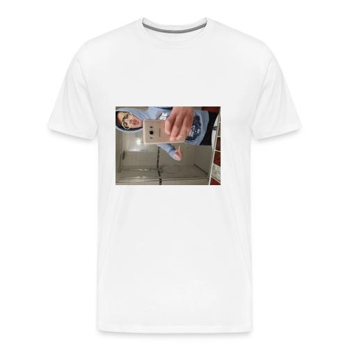 20180101 011454 - Männer Premium T-Shirt