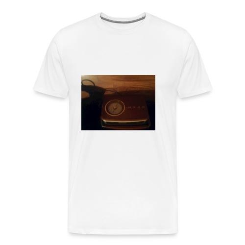 20180112 083300 - Herre premium T-shirt