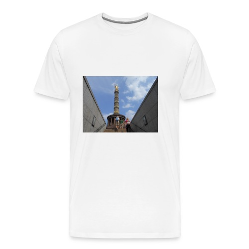 New Heights! - Premium-T-shirt herr