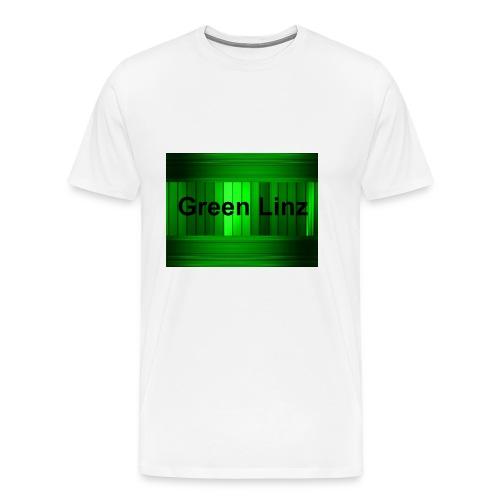 Green Linz Mode - Männer Premium T-Shirt