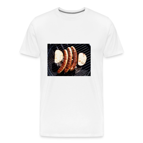 Brat Wurst - Männer Premium T-Shirt