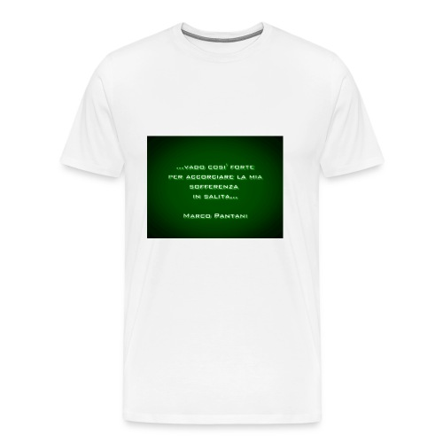 Citazione - Maglietta Premium da uomo